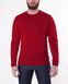 Crew Neck Knit / Red
