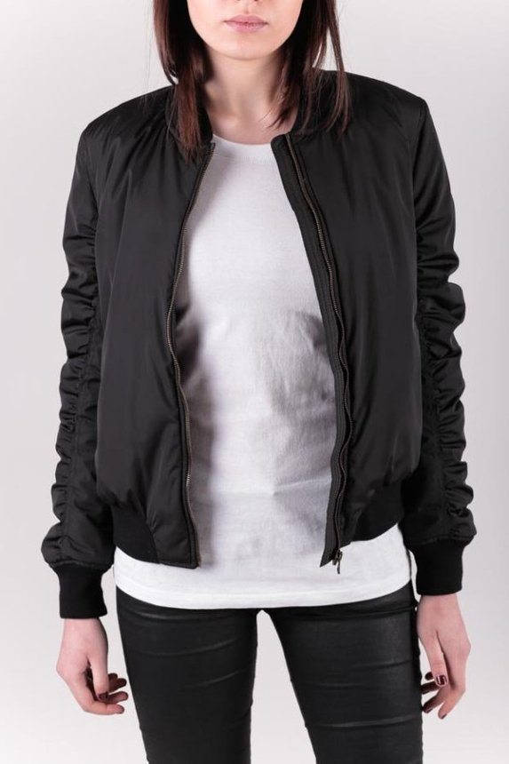 Bomber MA-1 Woman / Black