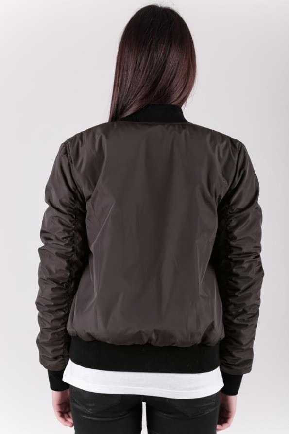 Bomber MA-1 Woman, Anthracite, M