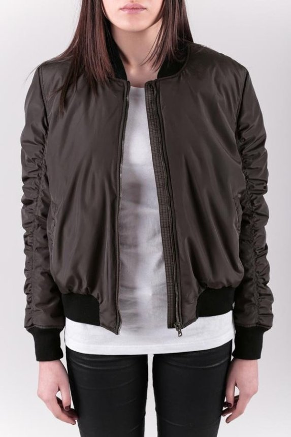 Bomber MA-1 Woman / Anthracite
