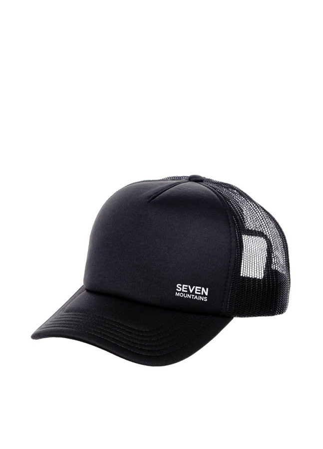 Trucker Cap sl, Black, one size