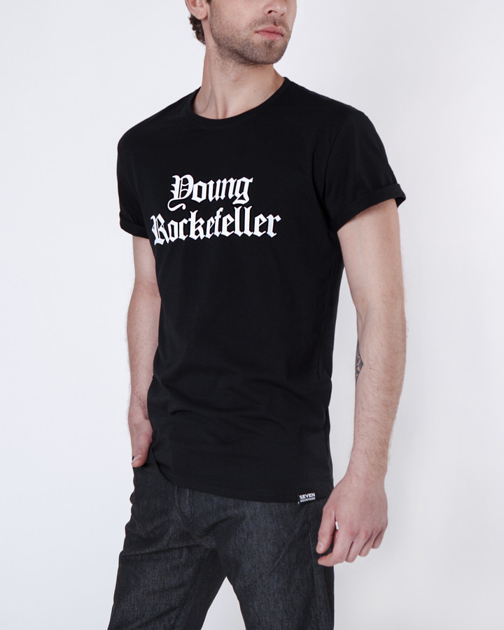 Young Rockfeller / Black