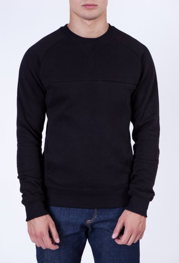 HP Sweatshirt, Black, M