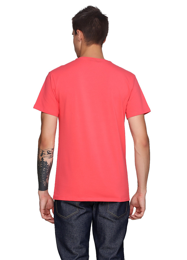 Pirates White T-Shirt Coral