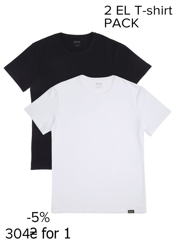 Pack Basic T-Shirt EL 2