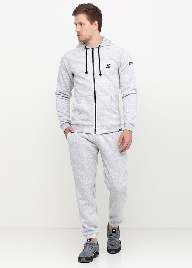 Sport suit / Grey melange
