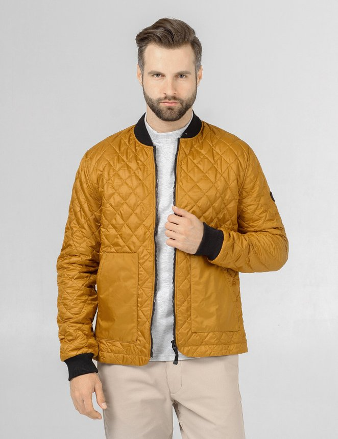 Quilt Jacket MA-1