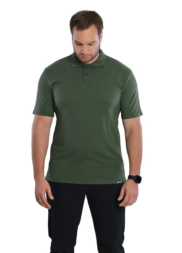Polo 7M, Army green, S