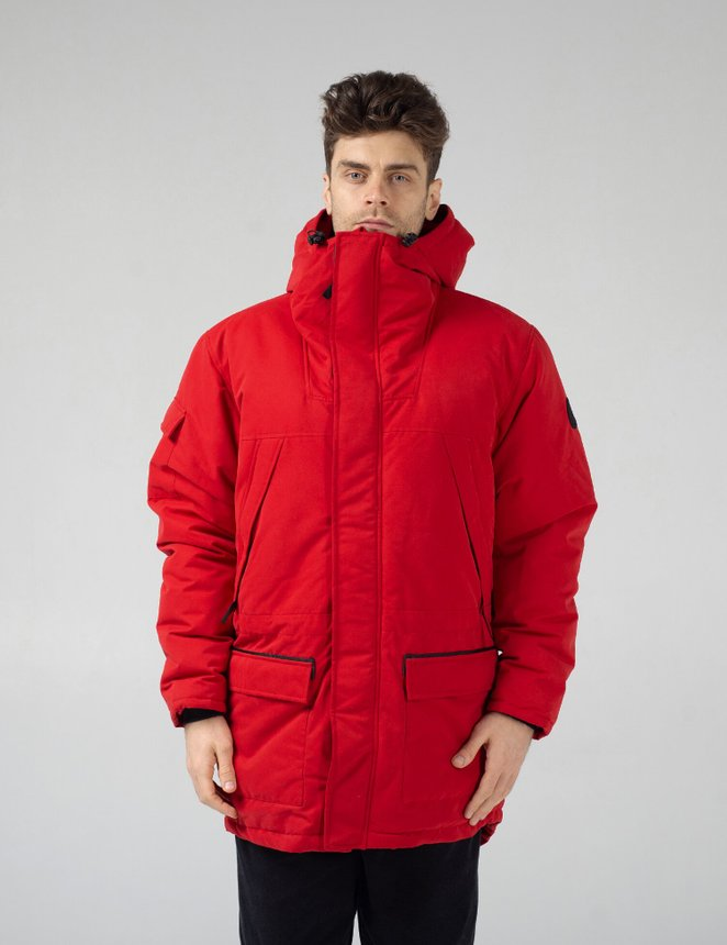 Long Tail Parka Daimond