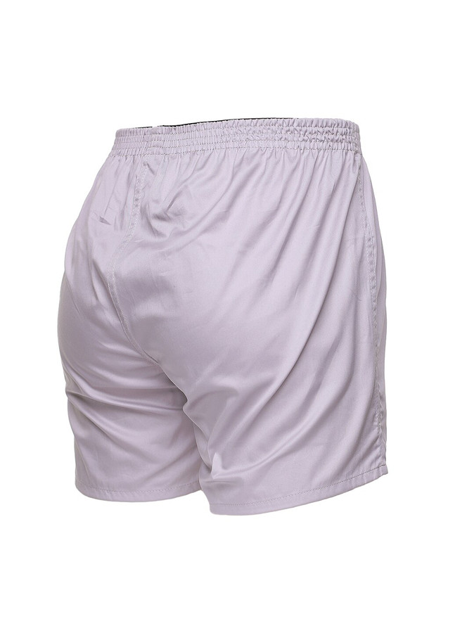 Boxer shorts heavy, grey, S/M