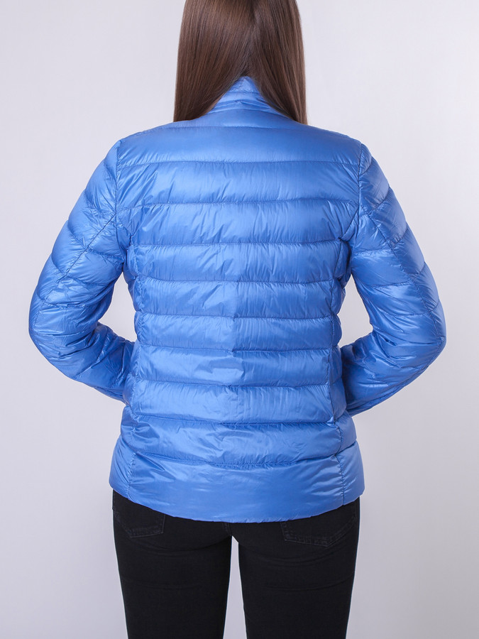 Light Down Jacket Women/Blue, Blue, S