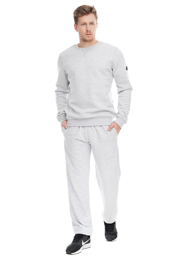 Sport Pants, Grey melange, S