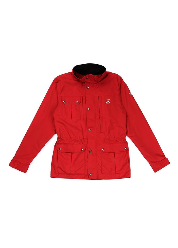 International Jacket, Red, S