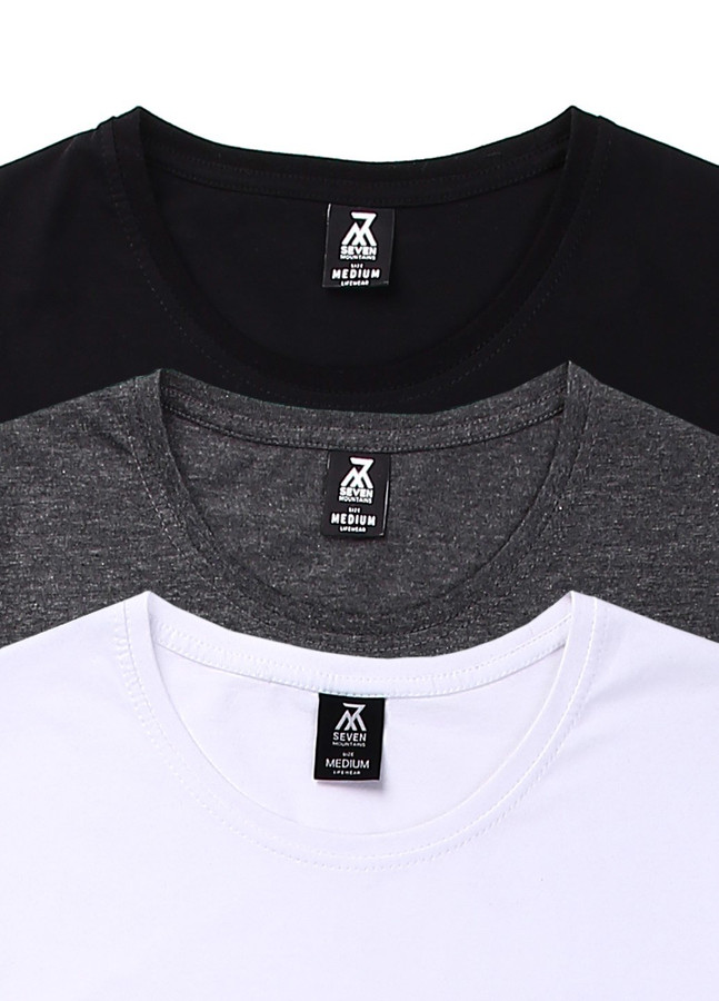 Pack Basic T-Shirt (3шт-10%)