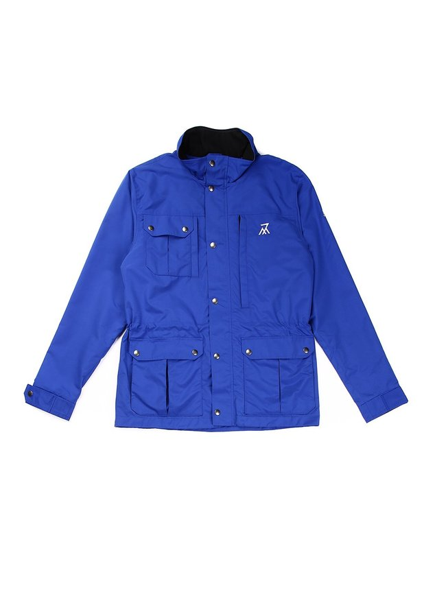 International Jacket, Electric blue, S